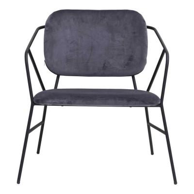 Grijze Klever stoel