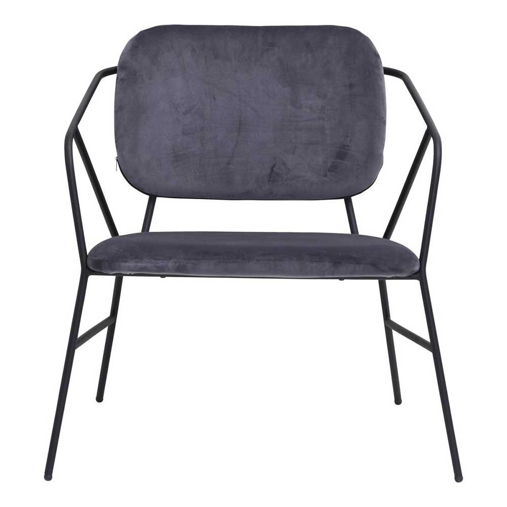 Klever lounge chair grey House Doctor
