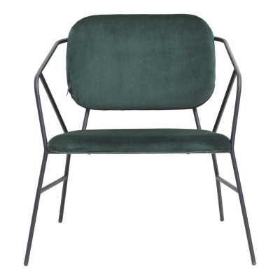 Klever lounge chair green House Doctor