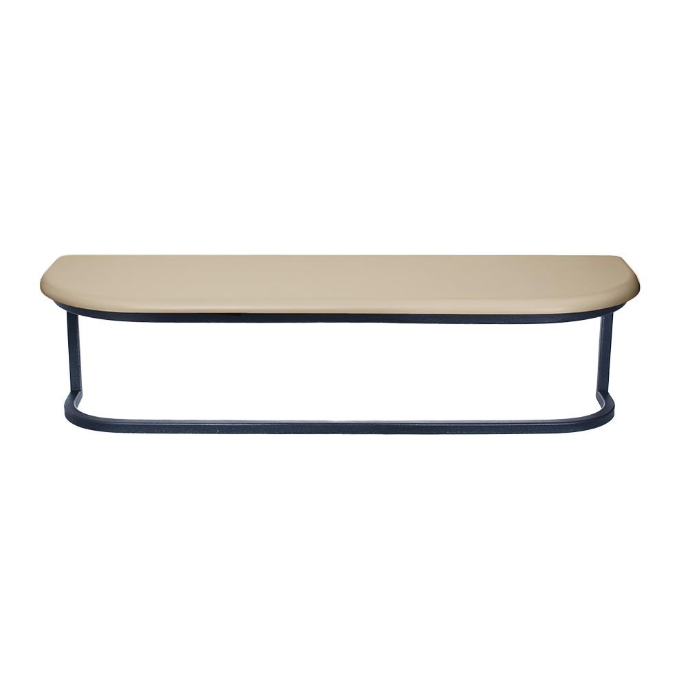 Like wall shelf in oak and havana beige Kulile