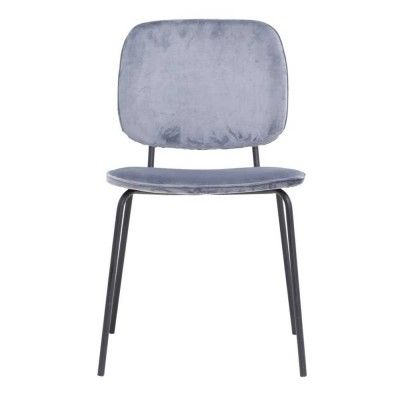 Comma chair grey