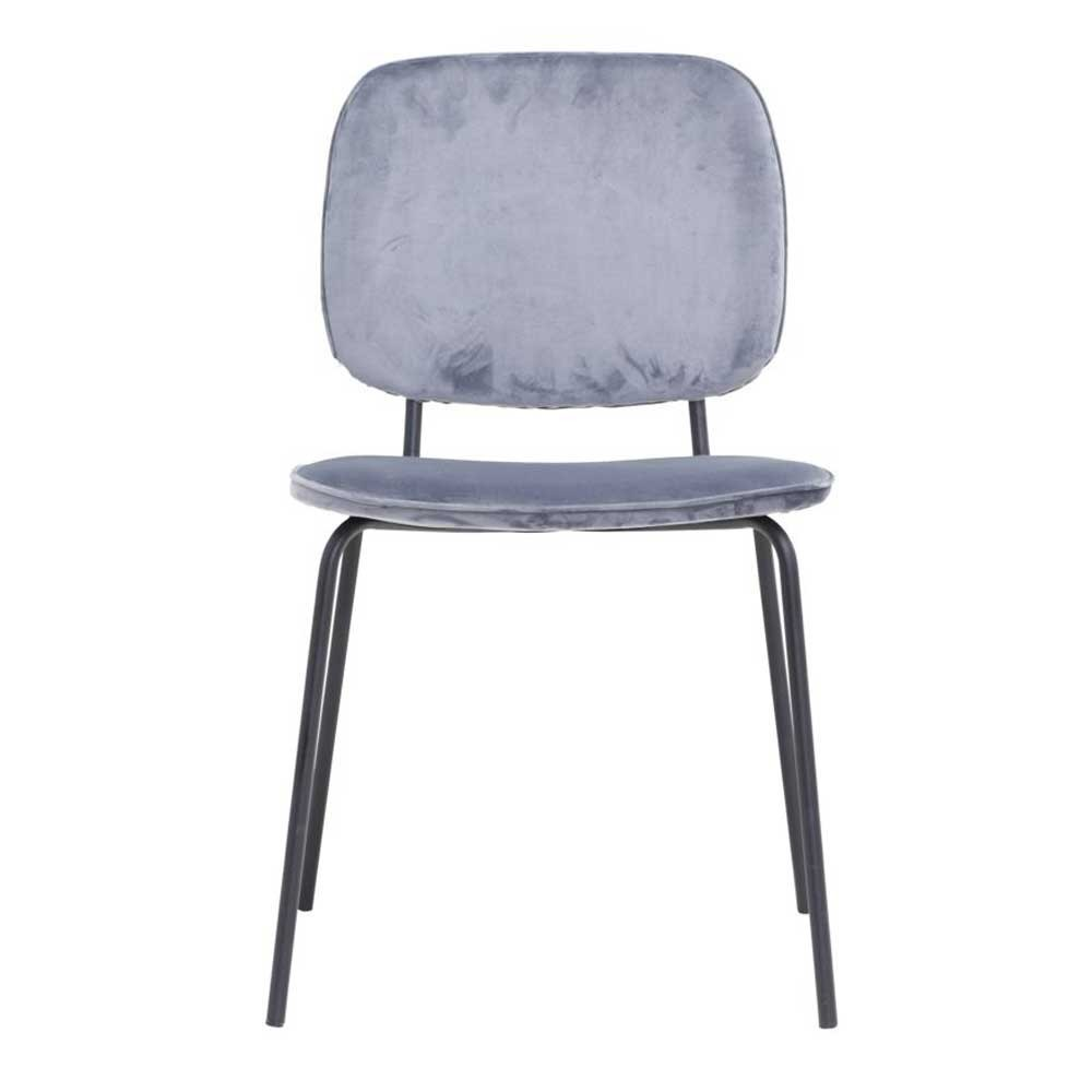 Silla Comma gris House Doctor