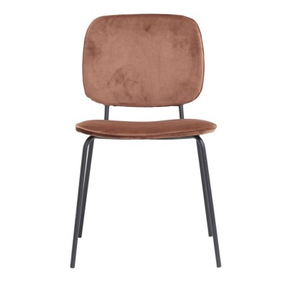 Chaise Comma rouille House Doctor