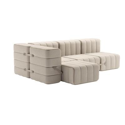 Set of 9 Curt modules - Sera fabric Ambivalenz