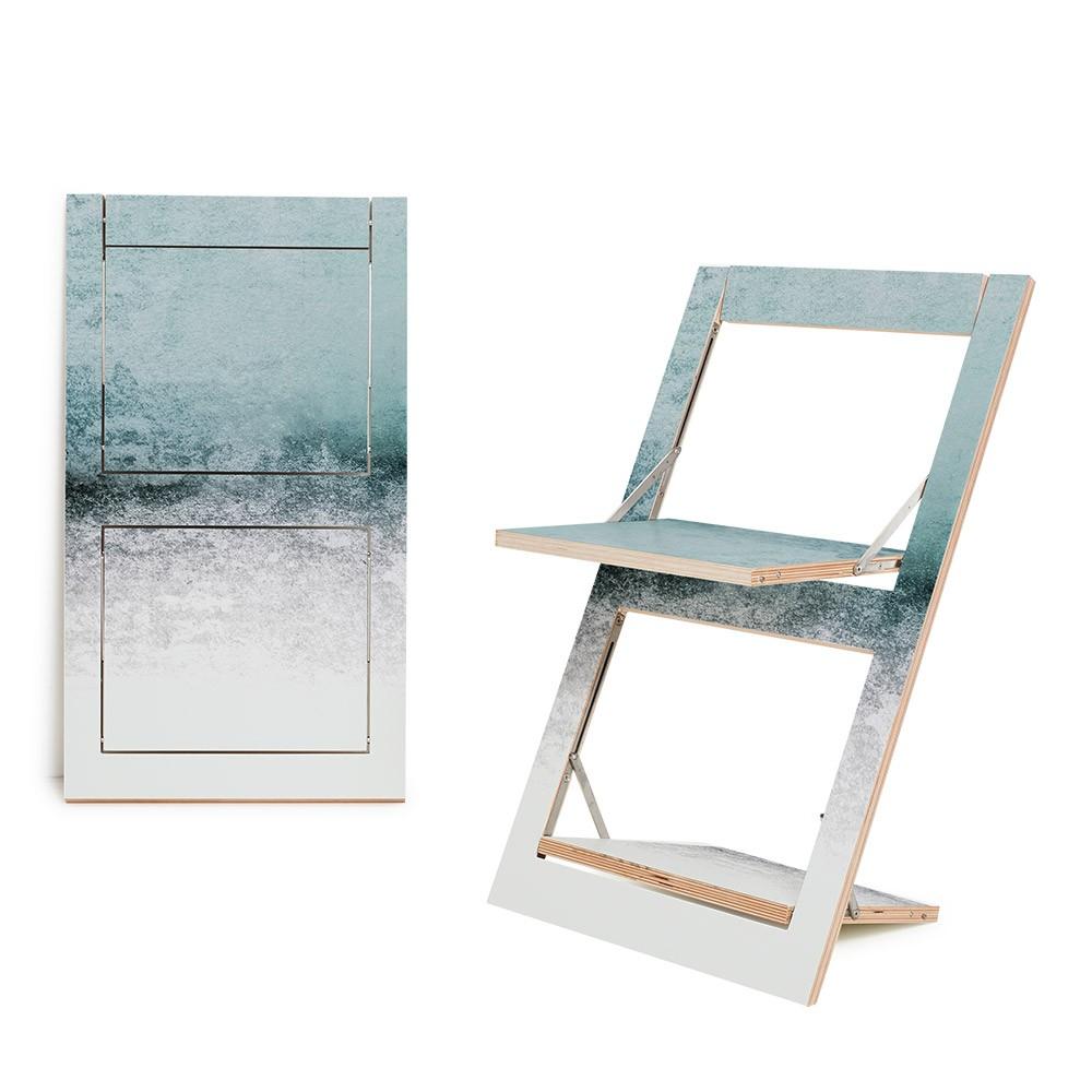 Fläpps Snowdreamer folding chair Ambivalenz
