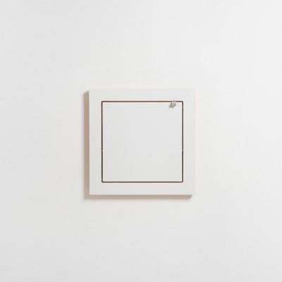 Fläpps shelf 40x40 white Ambivalenz
