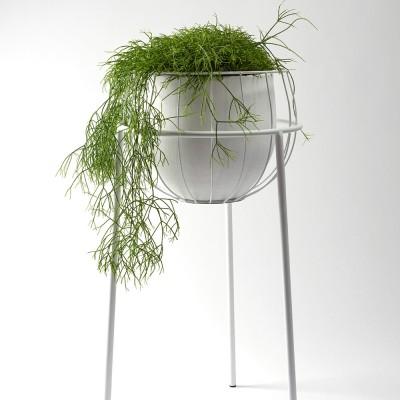 Flowerpot Cage white Serax