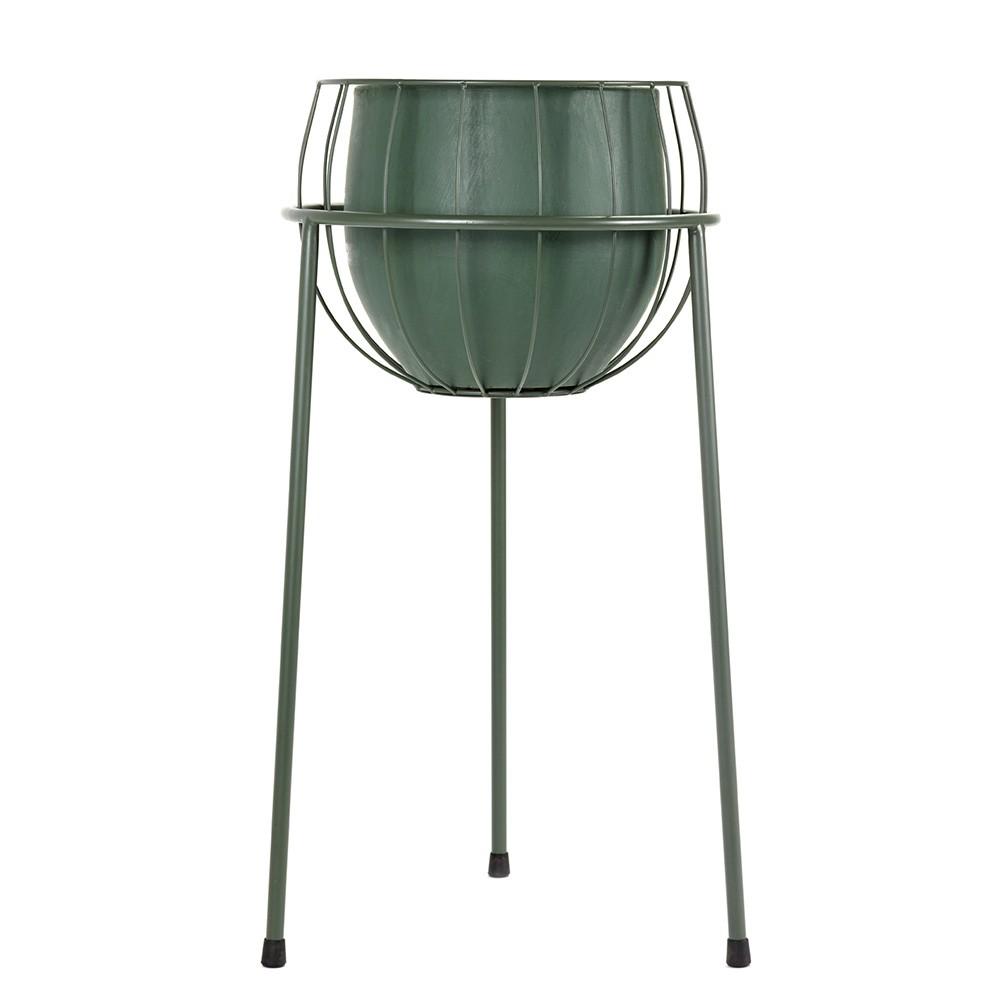 Green Cage flowerpot Serax