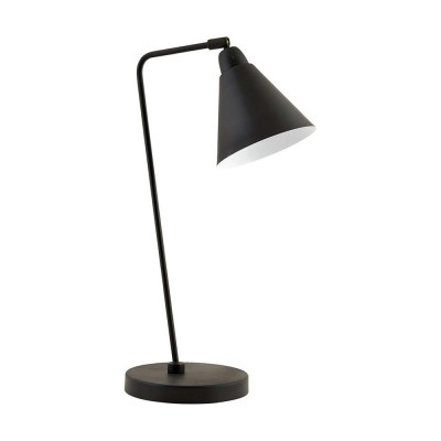 Game table lamp black
