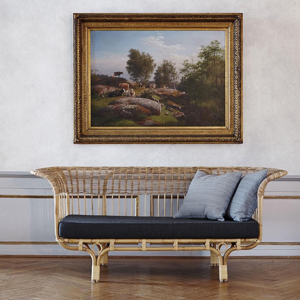 Belladonna Franco Albini sofa Sika-Design