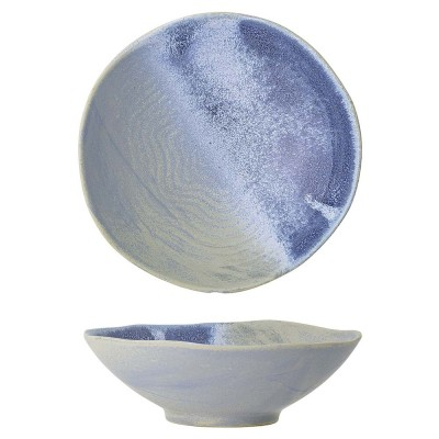 Blue Aura Bowl Bloomingville