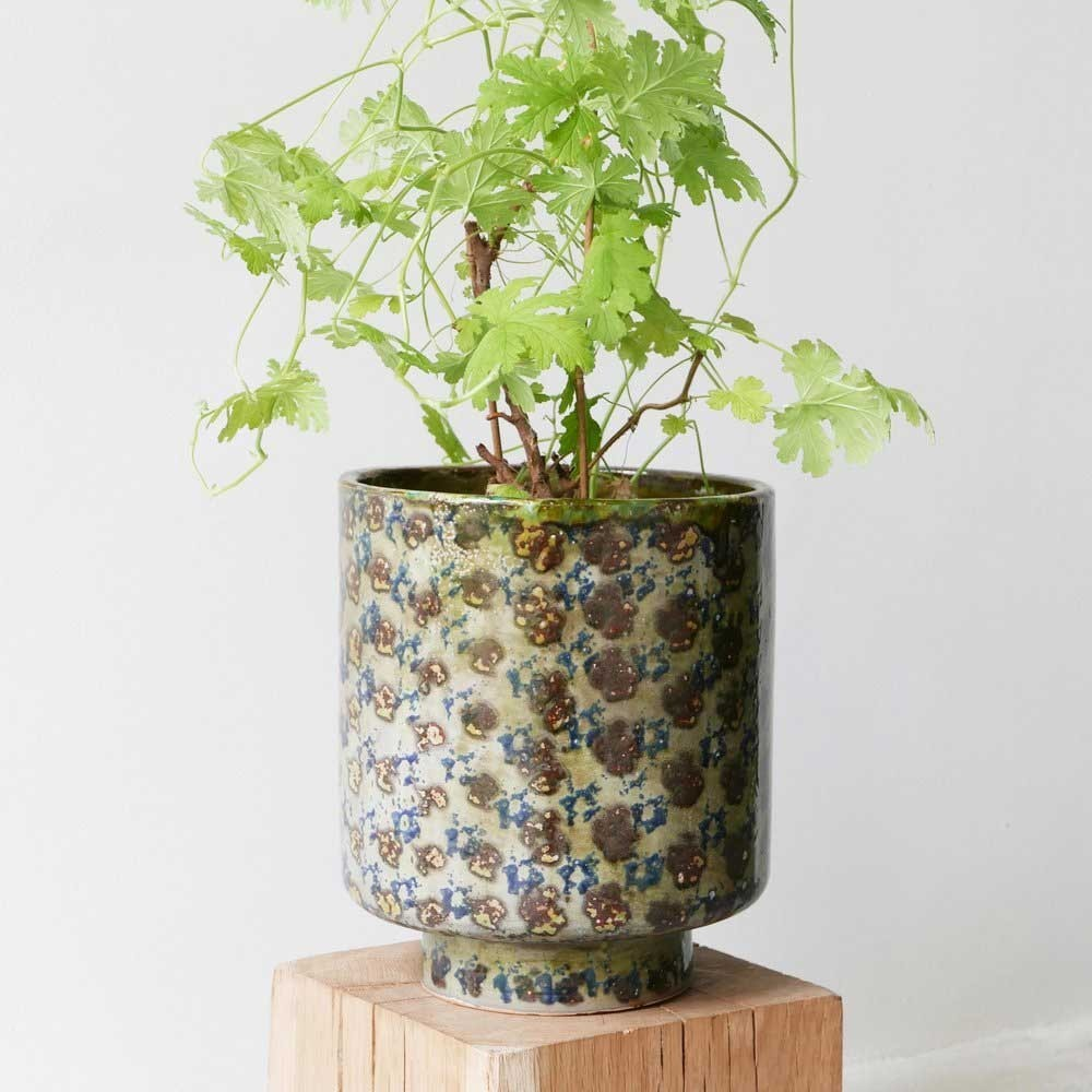 Plant pot in Terracotta Datcha