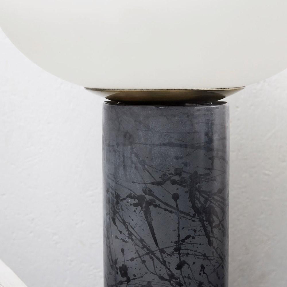 Lámpara de mesa de ópalo House Doctor