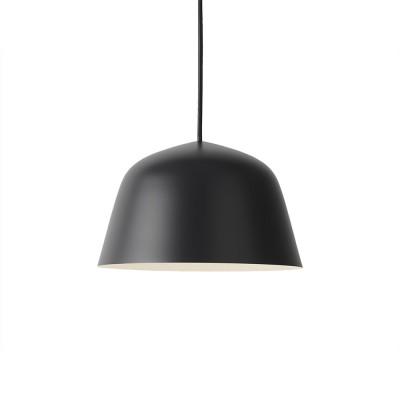 Ambit pendant light black Ø25 cm Muuto
