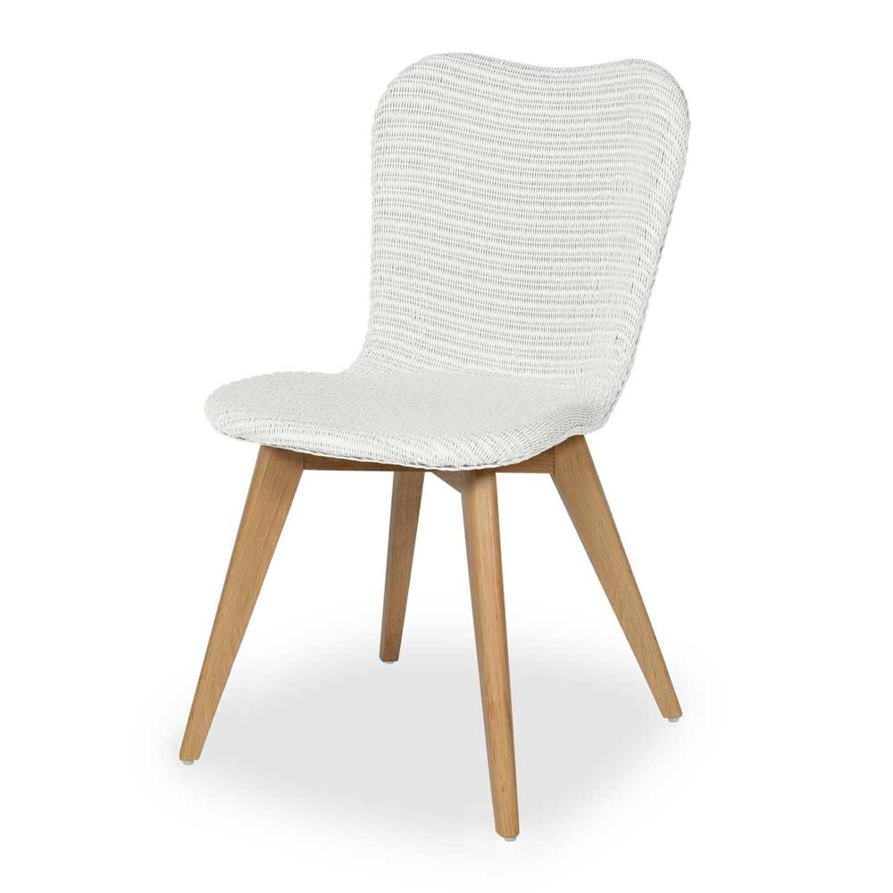 Silla Lily base roble Vincent Sheppard