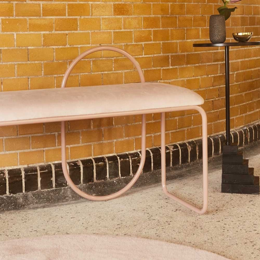 Angui rose bench AYTM