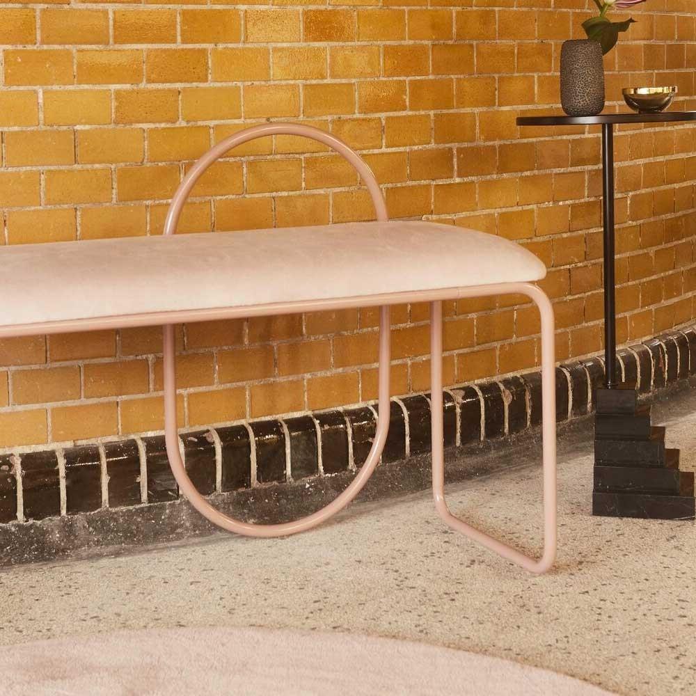 Angui anthracite bench AYTM