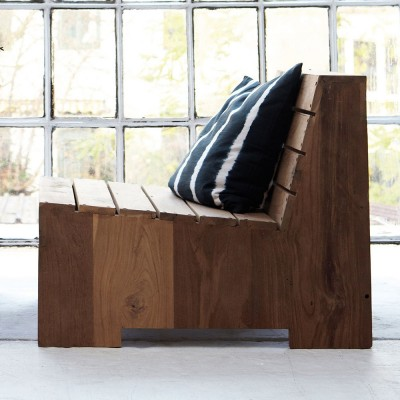 Fauteuil Lounge Woodie