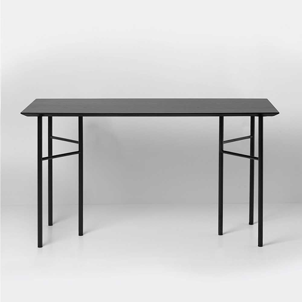 Mingle table black veneer Ferm Living