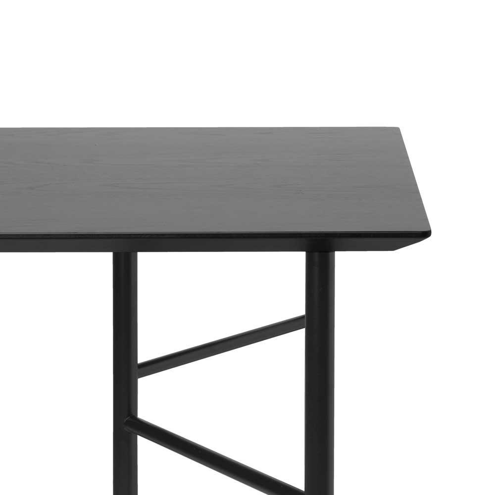 Mingle tafel zwart fineer Ferm Living