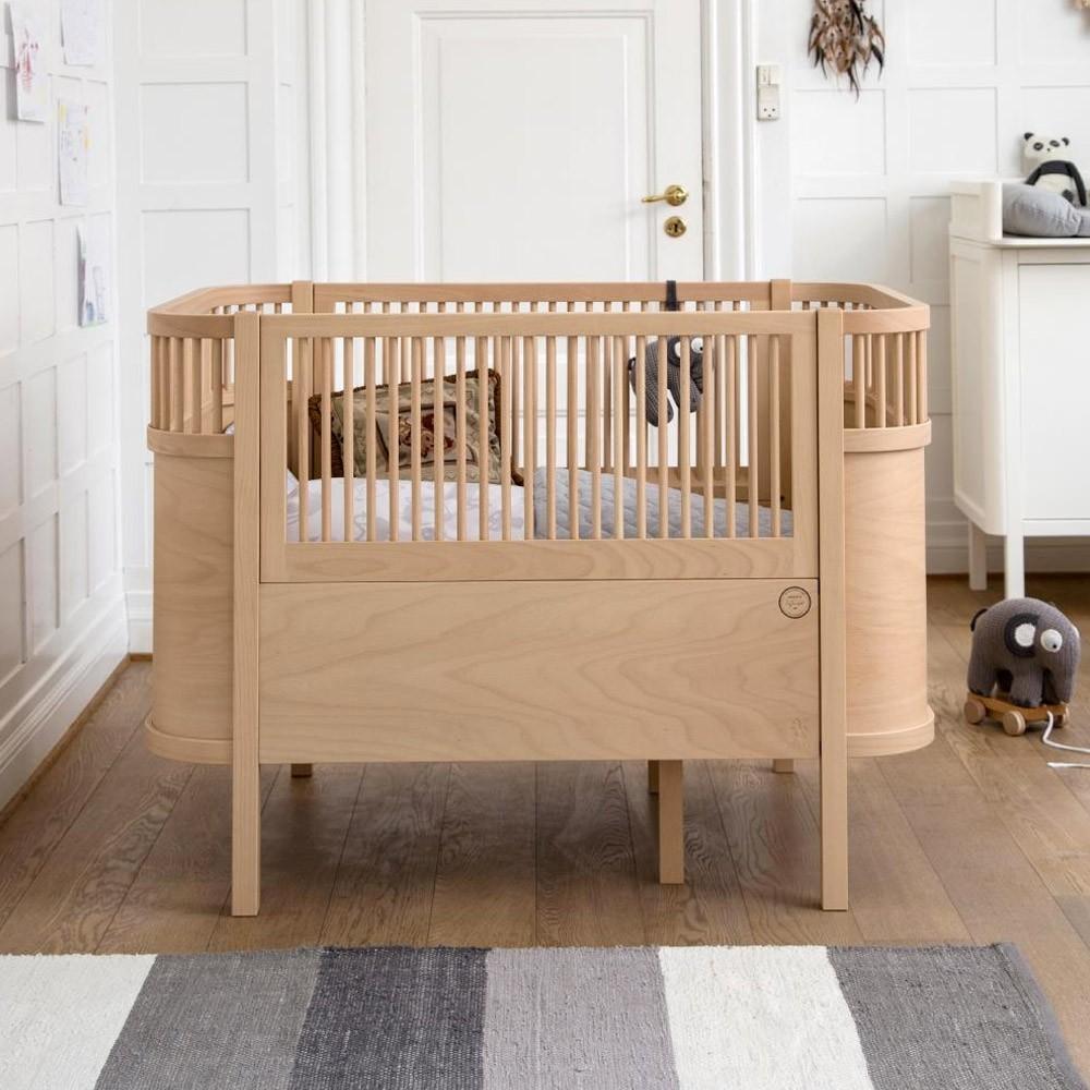 Sebra bed Wooden edition Sebra
