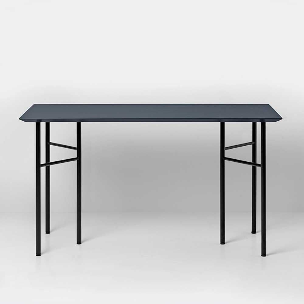 Mingle table charcoal Ferm Living