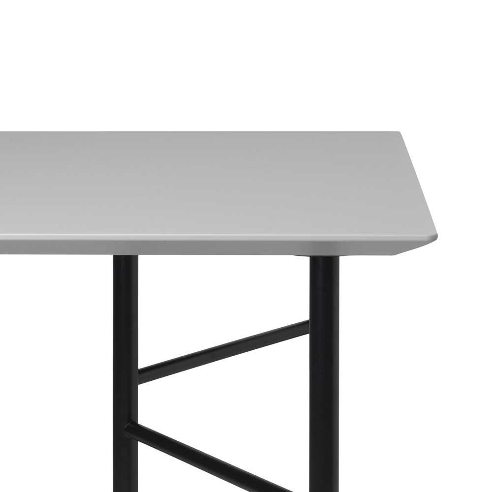 Table Mingle gris clair Ferm Living