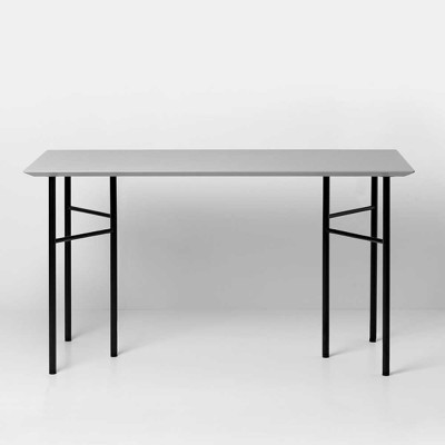 Table Mingle gris clair