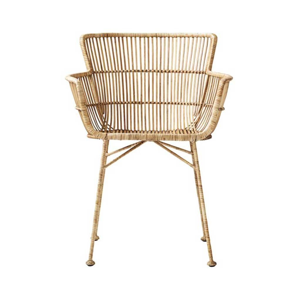 Chaise Cuun naturel House Doctor