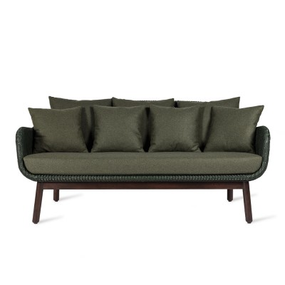 Alex sofa dark wood Vincent Sheppard