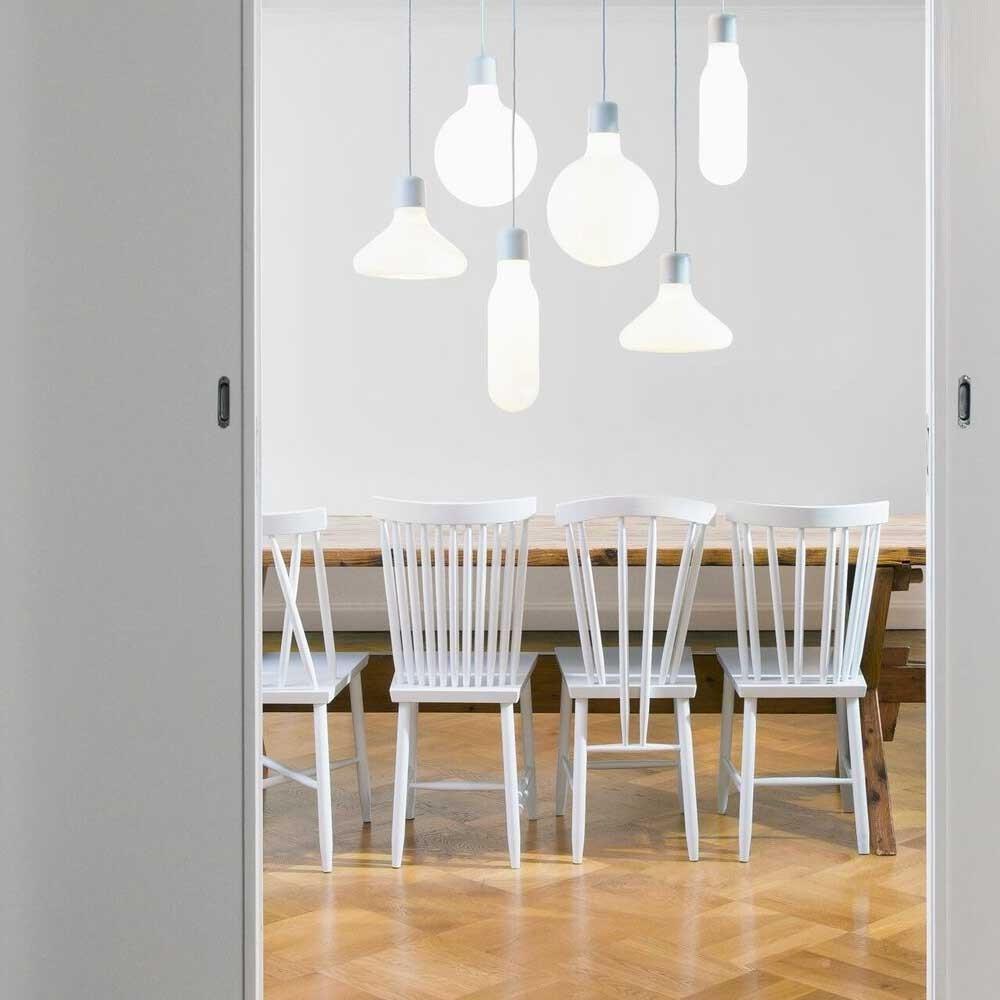 Chaise Family n°2 noir (lot de 2) Design House Stockholm