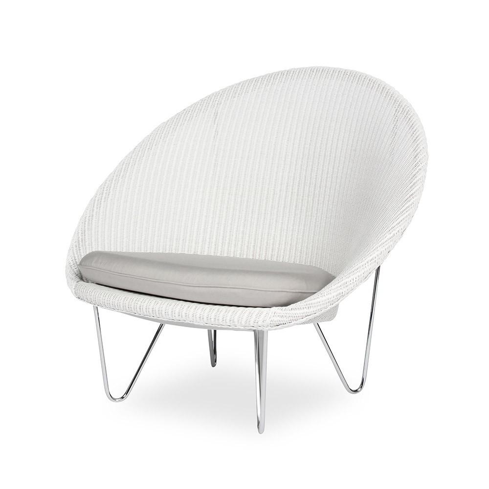 Joe cocoon armchair matt base Vincent Sheppard