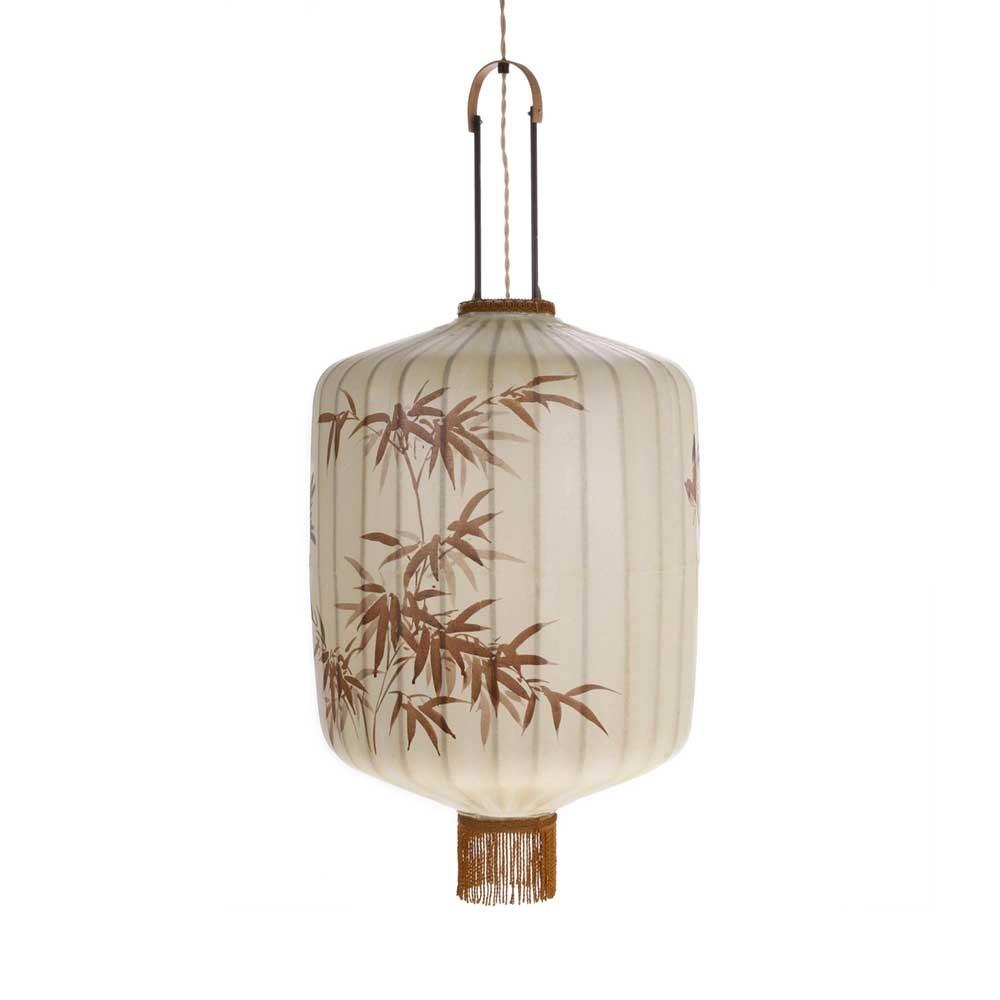 Lanterna tradizionale L crema HKliving