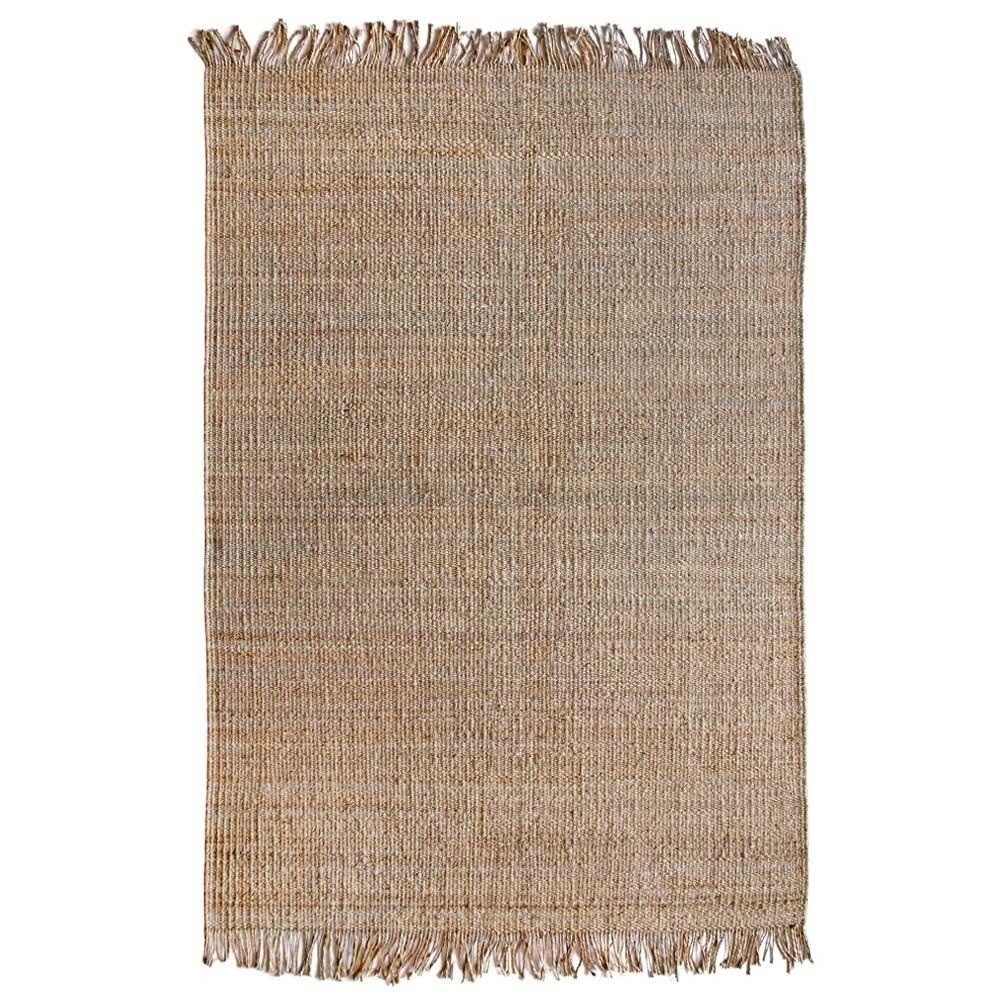 Natural jute rug 200 x 300 cm HKliving