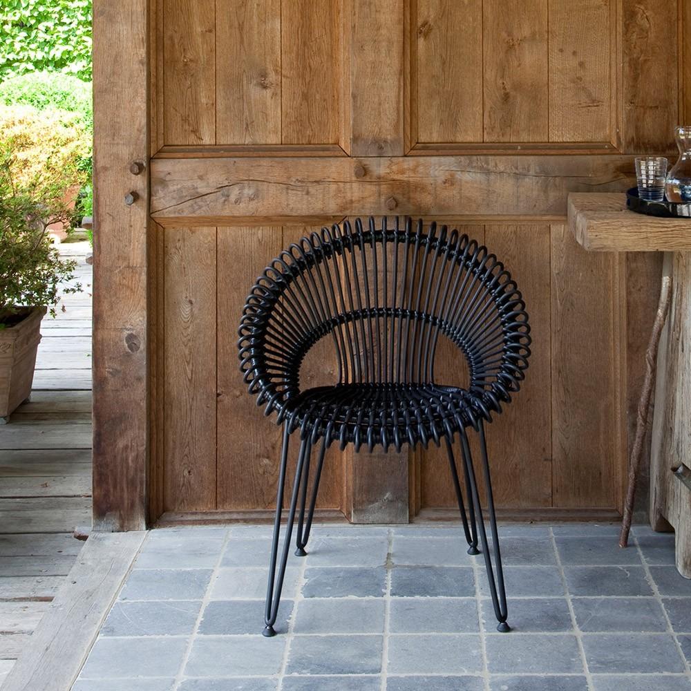 Roxy chair black Vincent Sheppard