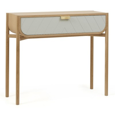 Marius console light grey Hartô