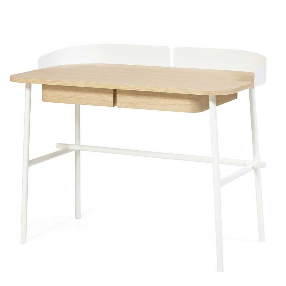 Victor desk white Hartô