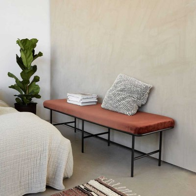 Comma bench roest House Doctor