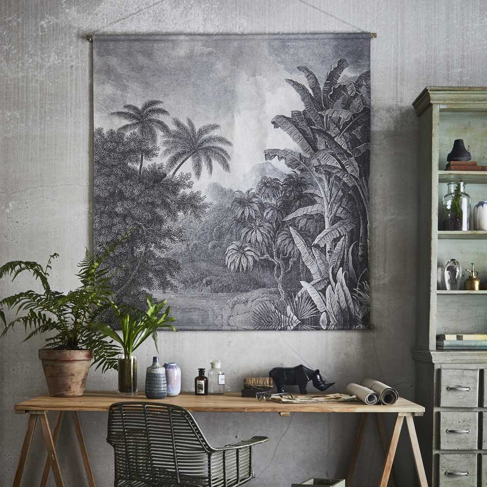 Wall chart XXL jungle HKliving