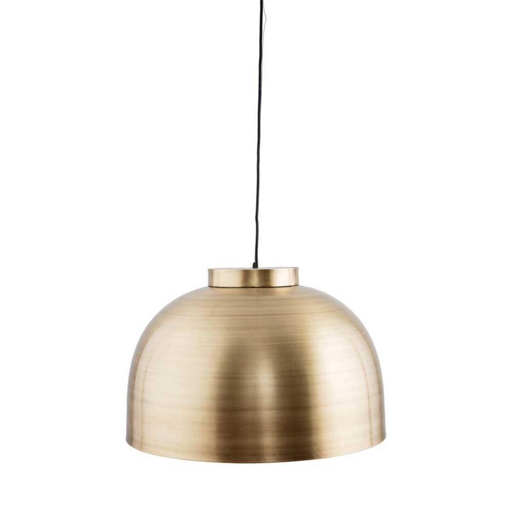 Bowl lamp brass House Doctor