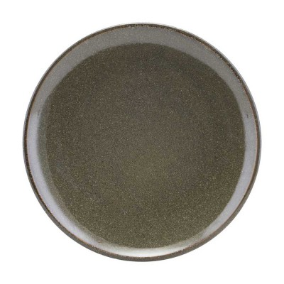 Lake plate green Ø27cm House Doctor