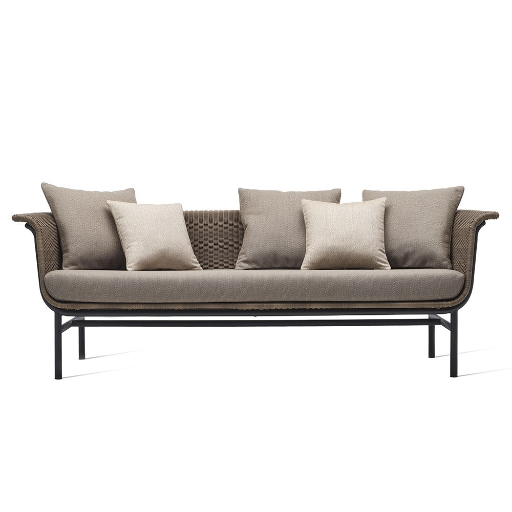 Wicked sofa taupe/charcoal Vincent Sheppard