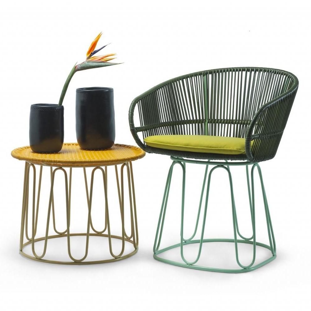 Circo chair oliv/menta ames