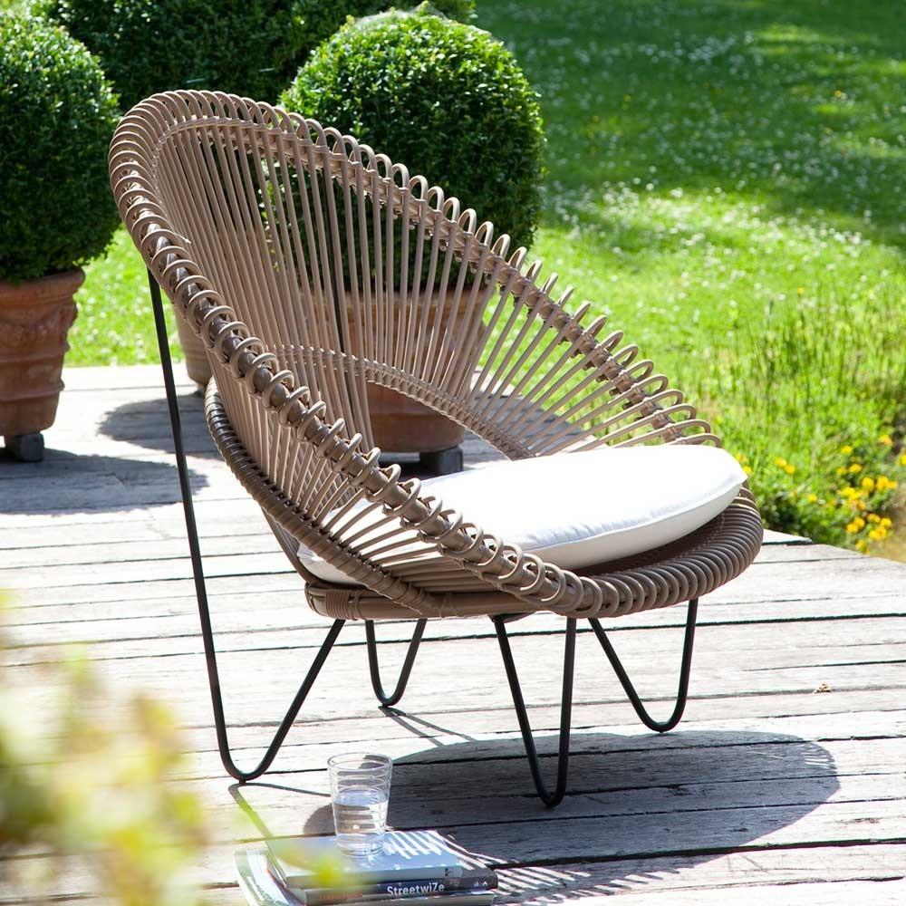 Roy Cocoon fauteuil camel Vincent Sheppard
