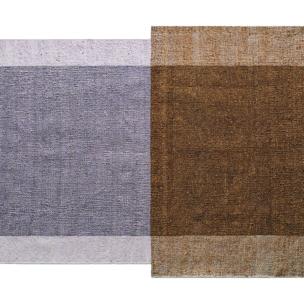 Tapis Nobsa S rose/ocre ames