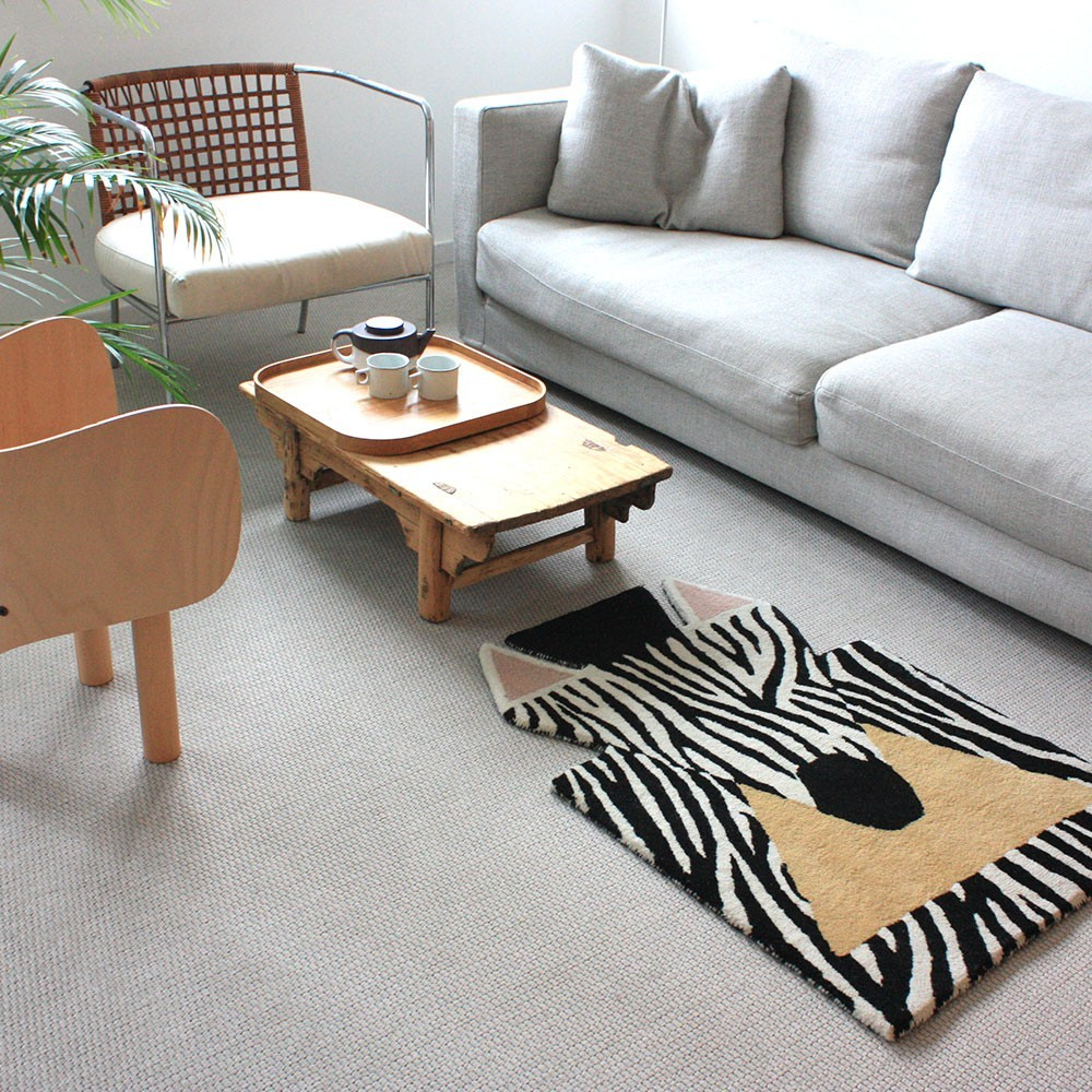 Zebra rug Elements optimal