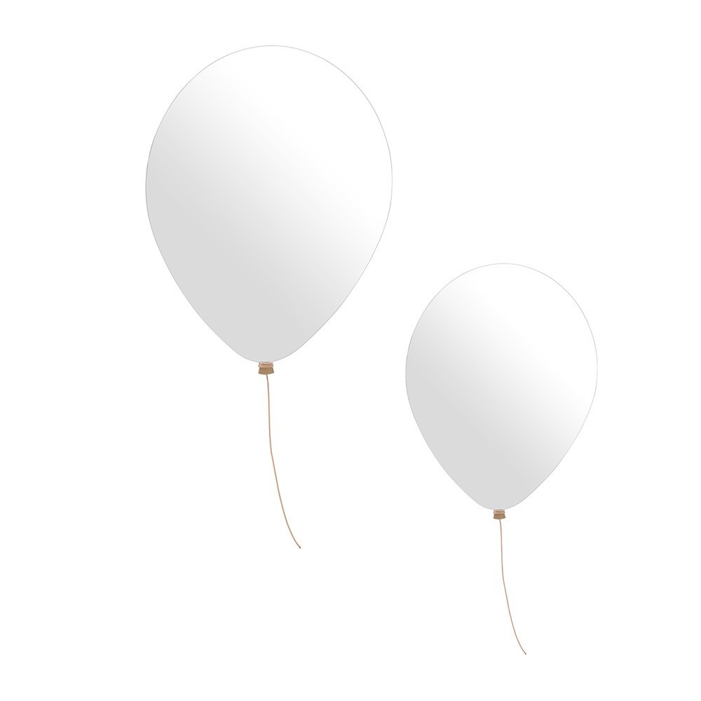 Ballon mirror Elements optimal