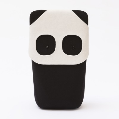 Cushion & toy Panda