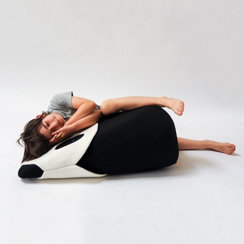 Cushion & toy Panda Elements optimal