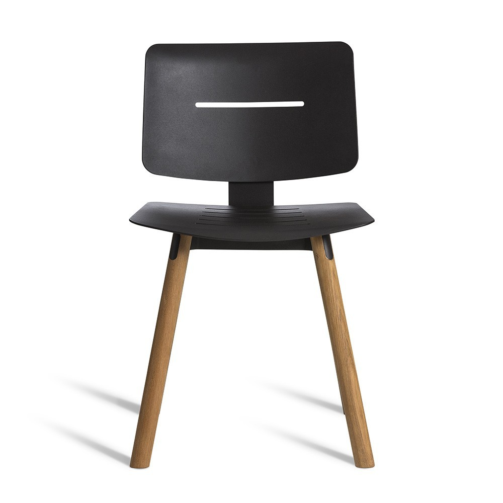 Coco chair anthracite Oasiq